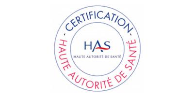 Certification CHP Saint-Grégoire