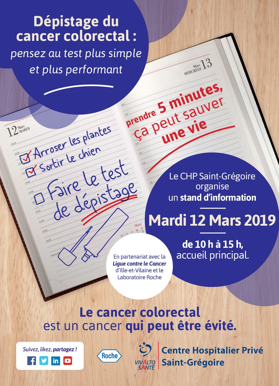 Mars Bleu 2019 au Centre Hospitalier Privé Saint-Grégoire - CHP Saint-Grégoire